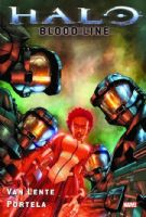 Halo: Blood Line - Hardcover Graphic Novel